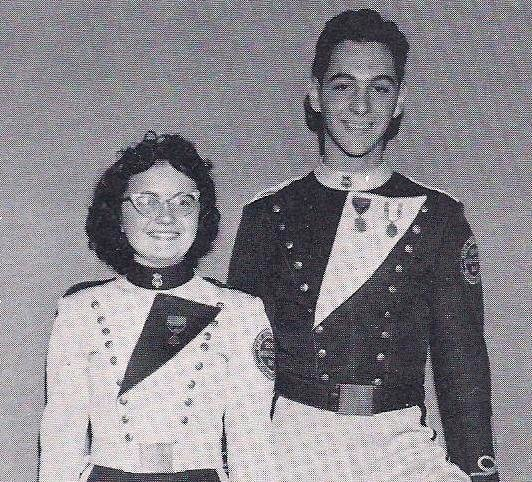 1960 Band Officers