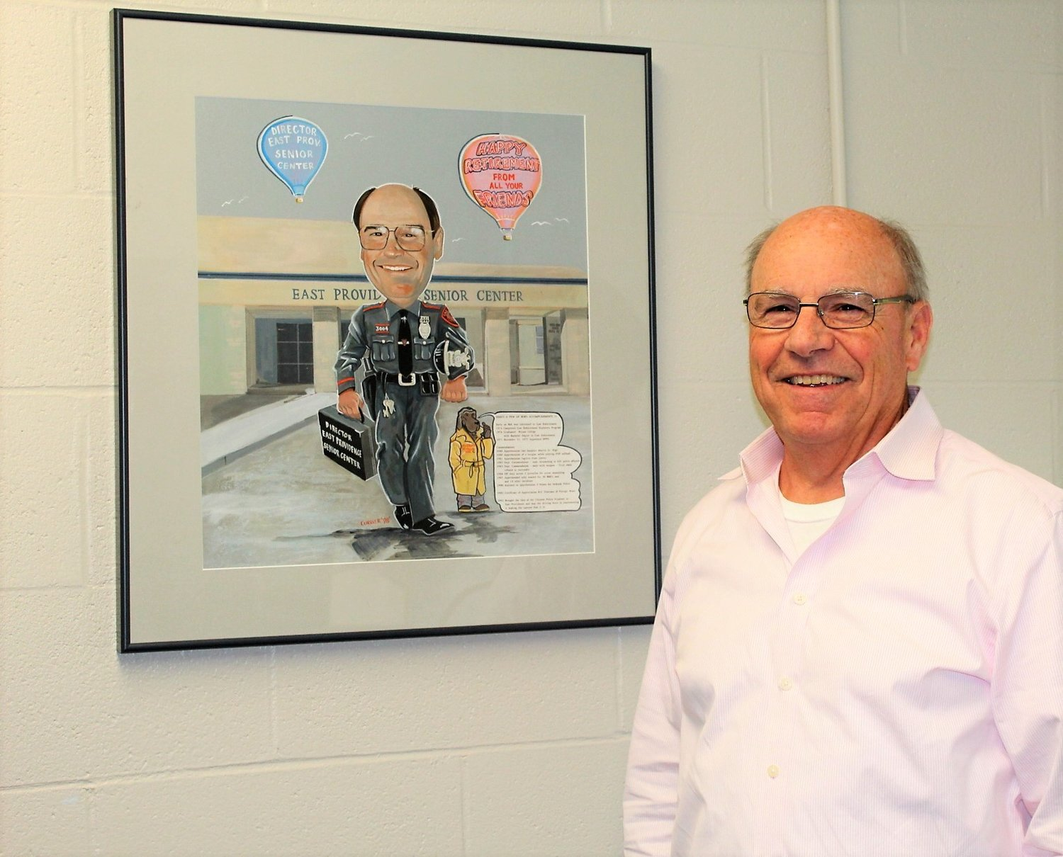 Bob Rock Senior Center Director
