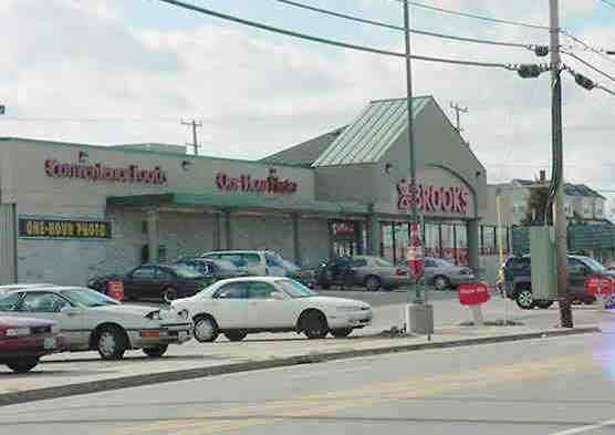 Before Rite Aid it was a Brooks Drugstore and before that it served as other businesses.