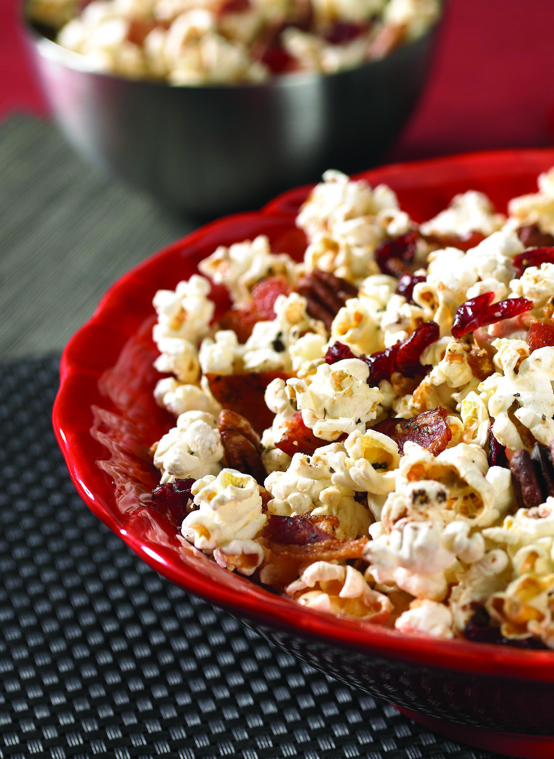Maple Bacon Popcorn Mix