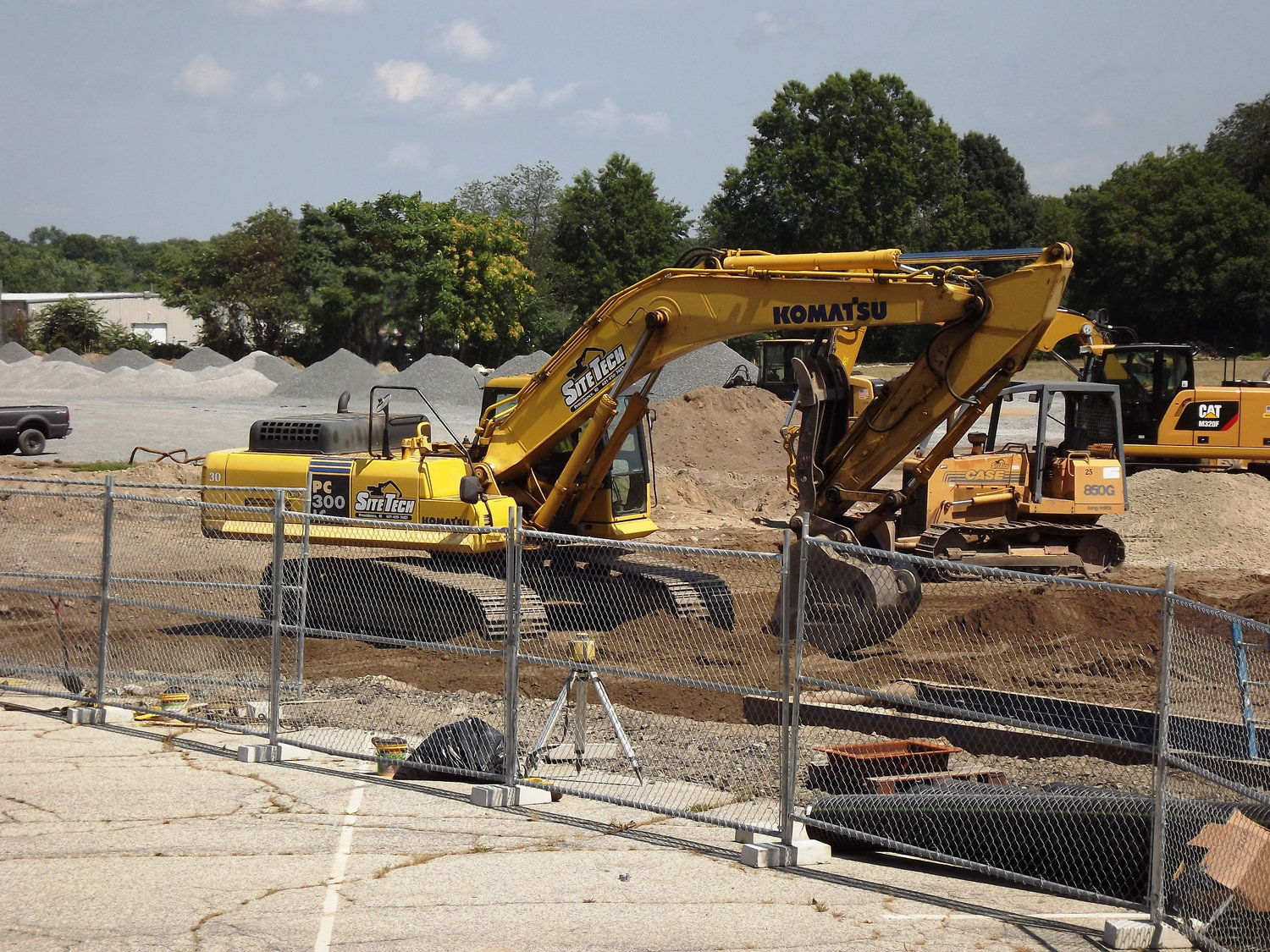 EPHS construction has started in July