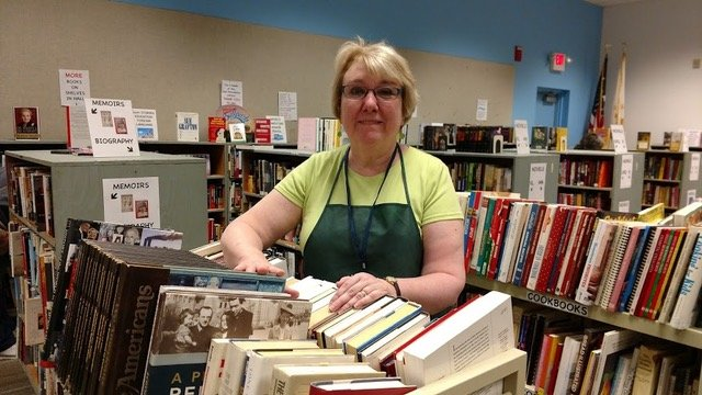 Friends of the Library will restock books continuously all weekend at the Fall Book Sale at Weaver Library October 24-27