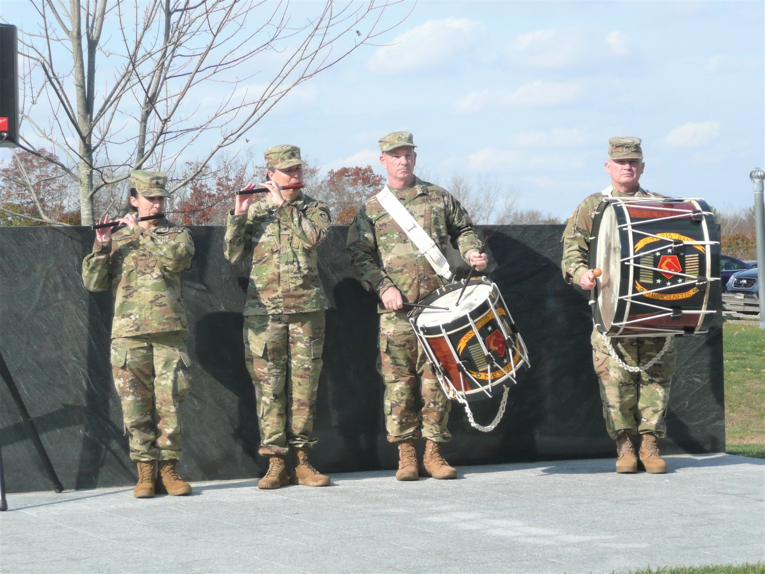 The 215th Army Band