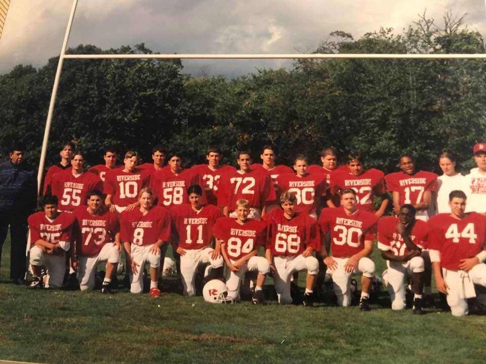 Riverside Vikings in 1994