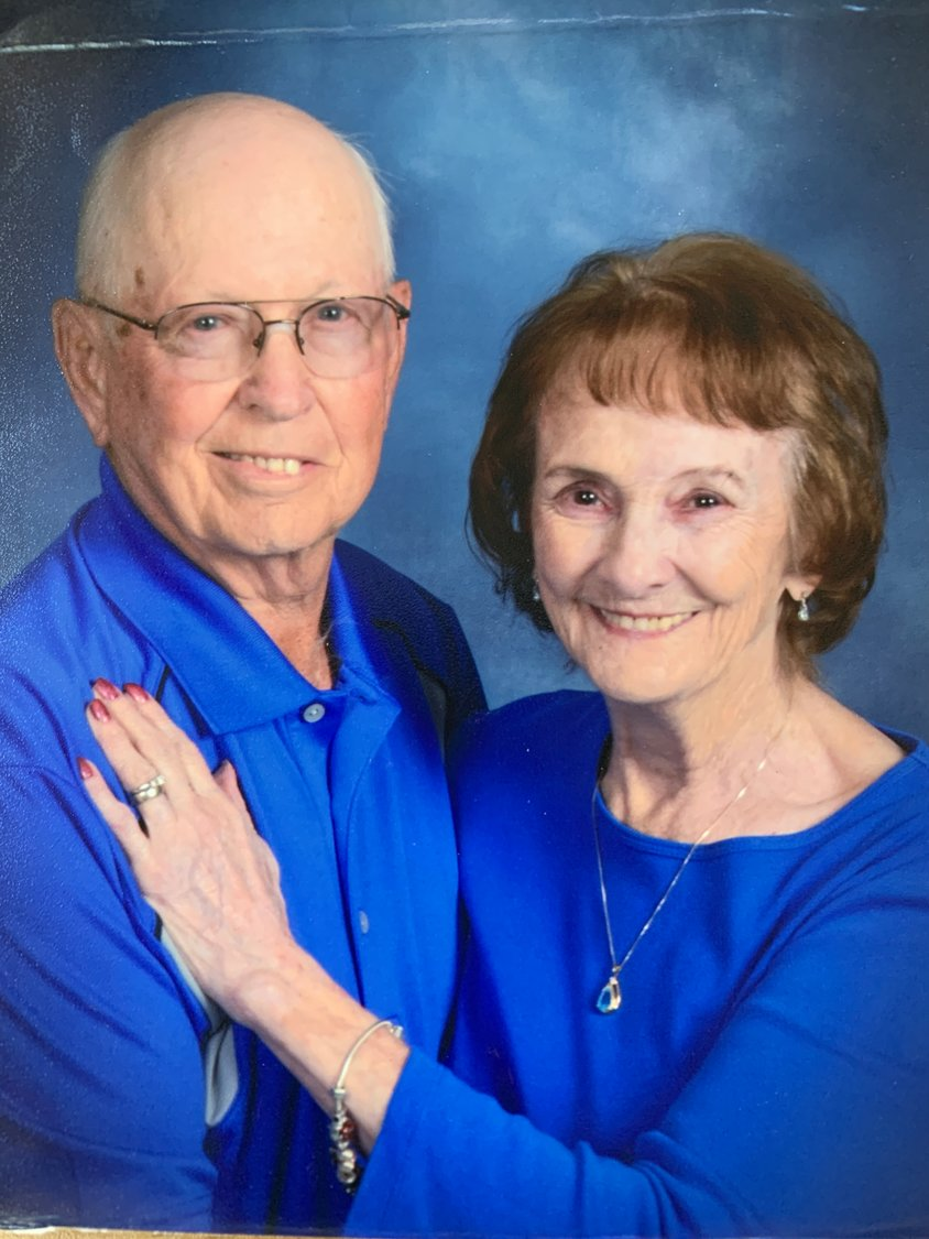 "She was the wife, partner and ""bride"" as he lovingly called her of Warren R. Chace.  They celebrated their 68th wedding anniversary May of 2019."
