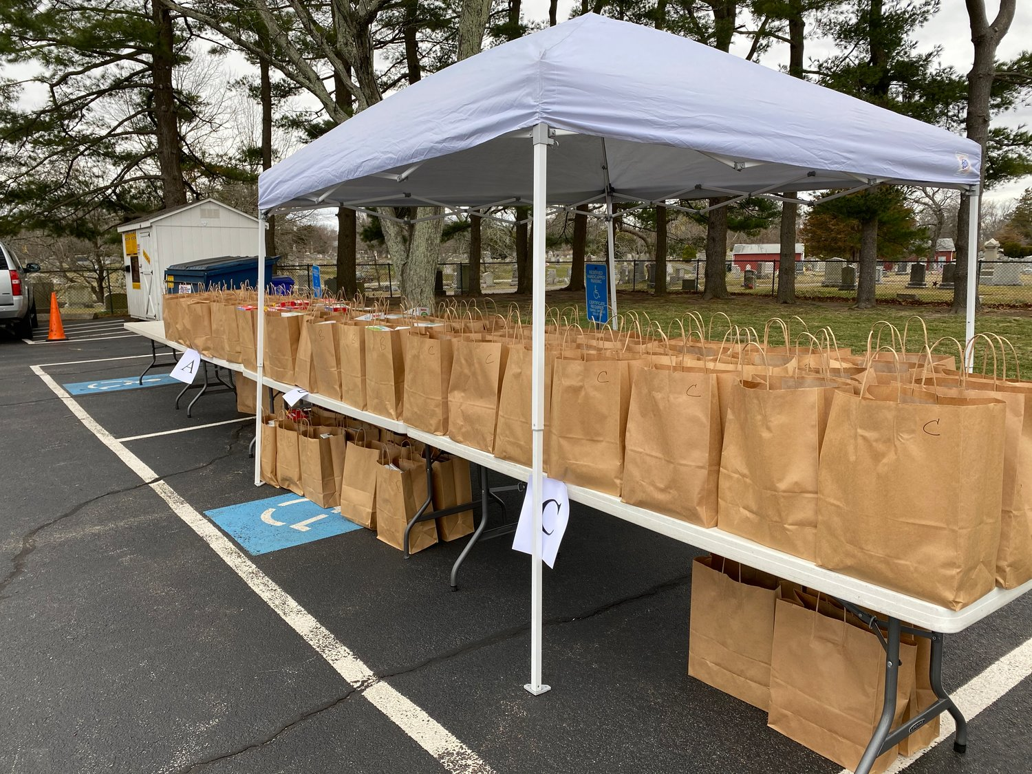 Bread of Life Food Pantry Responds to Community Needs