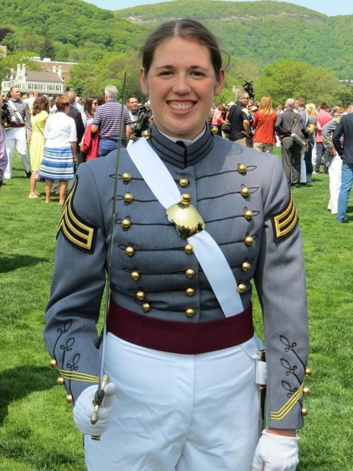 West Point's Captain Browning