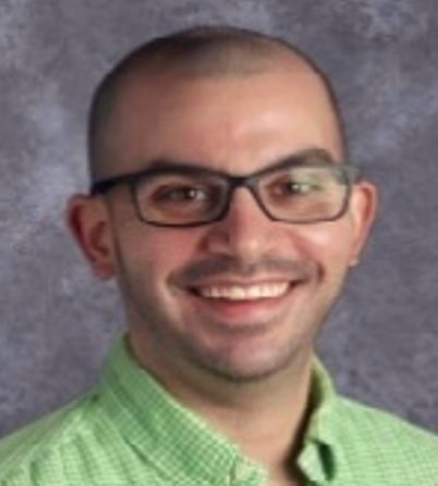 Dr. Matthew Maré has been named Assistant Principal of the Dr. Kevin M. Hurley Middle School.