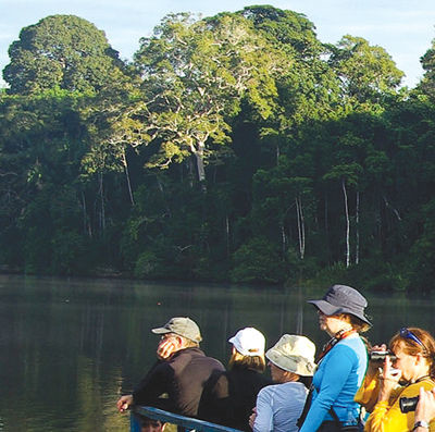 Benefits of ecotourism