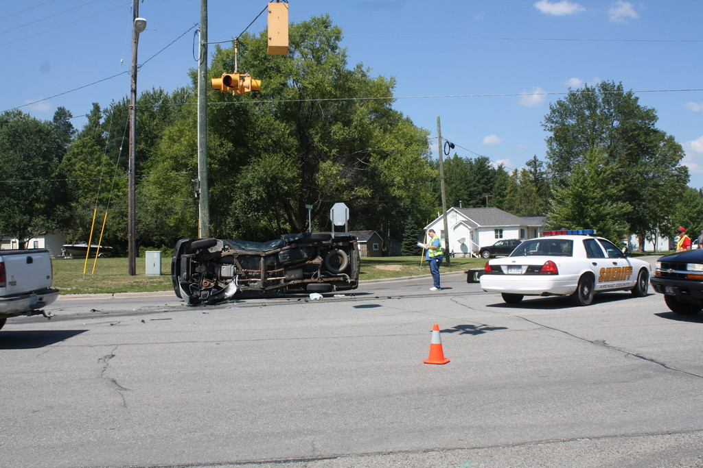 Arenac County Car Accident