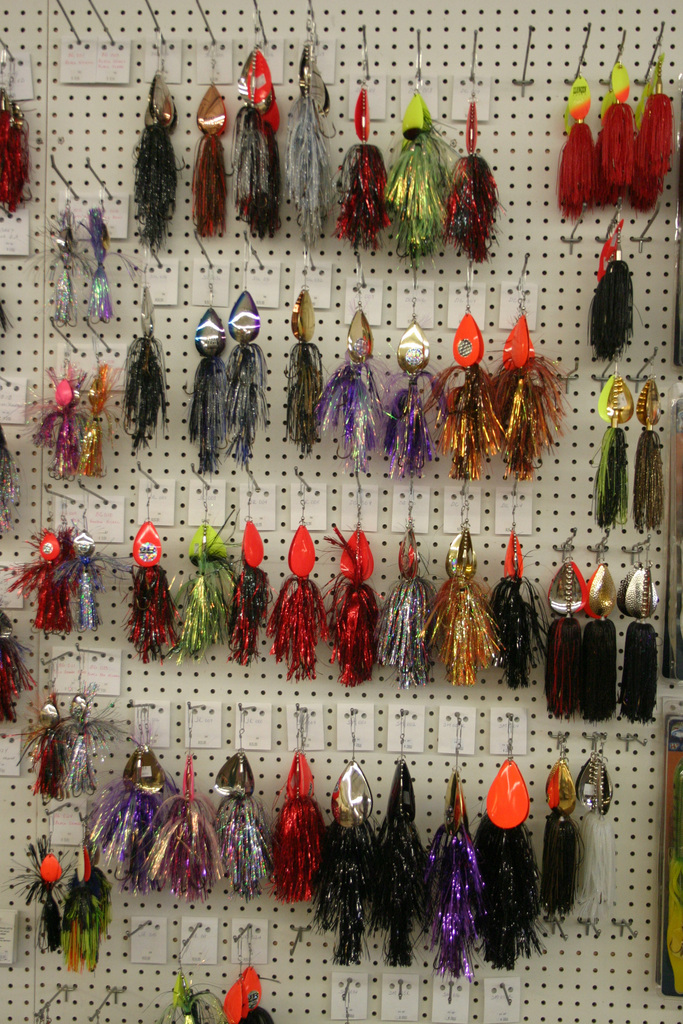 Dave Sorensen can help you find the right lures and tackle to get your limit