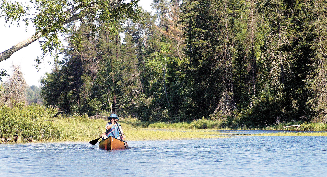 A bill introduced in Congress this week would prohibit mining on federally-owned lands near the BWCA and Voyageurs National Park.