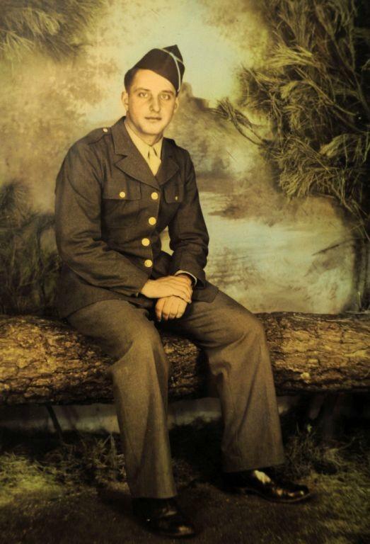 Army Pvt. John P. Sersha