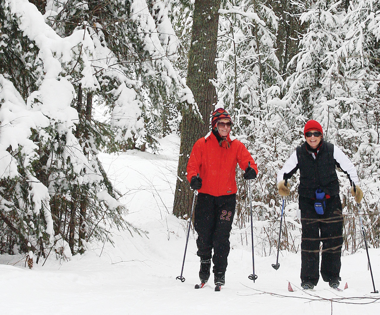You probably shouldn't put away your cross country skis just yet, but a new study points to a major drop in winter recreation in the Upper Midwest and elsewhere in the U.S. over the next few decades.