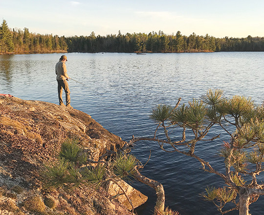 Plaintiffs argue that the proposed Twin Metals mine threatens the water quality and wilderness character of the Boundary Waters Canoe Area, seen here.