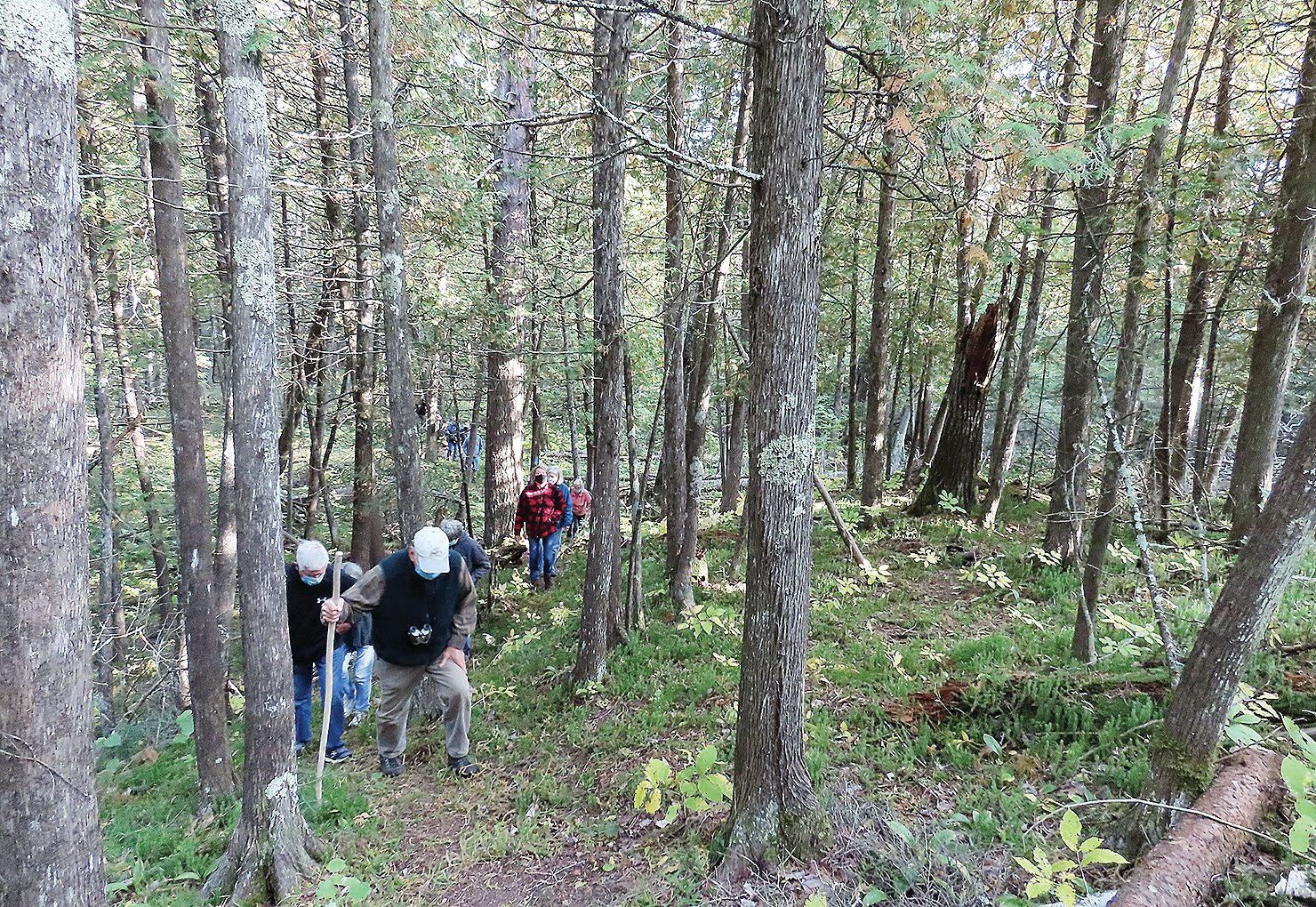 Members of the Ely Field 