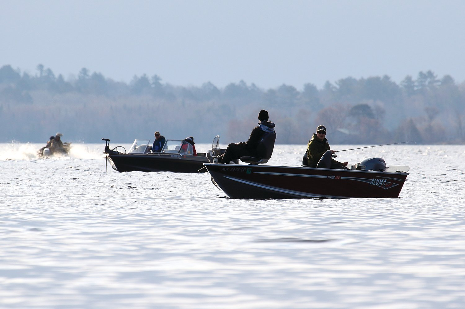 With increased fishing pressure on Lake Vermilion, local organizations are pushing voluntary 