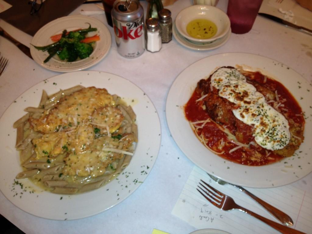 John 39 s deli authentic italian cuisine at retro prices for Authentic italian cuisine