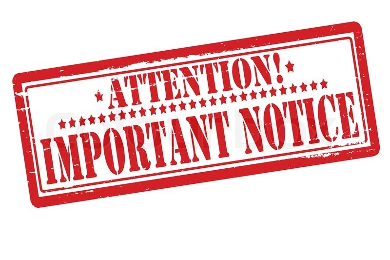 Important Notice To All Teen 55