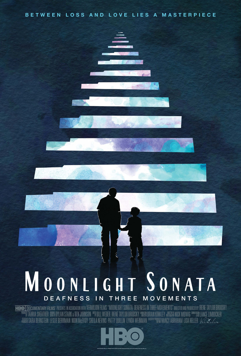 MOONLIGHT SONATA: DEAFNESS IN THREE MOVEMENTS is a deeply personal portrait of three lives, and the discoveries that lie beyond loss: a deaf boy growing up, his deaf grandfather growing old, and Beethoven the year he was blindsided by deafness and wrote his iconic sonata.