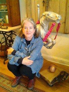 Louise Taft, owner of Curio Philadelphia