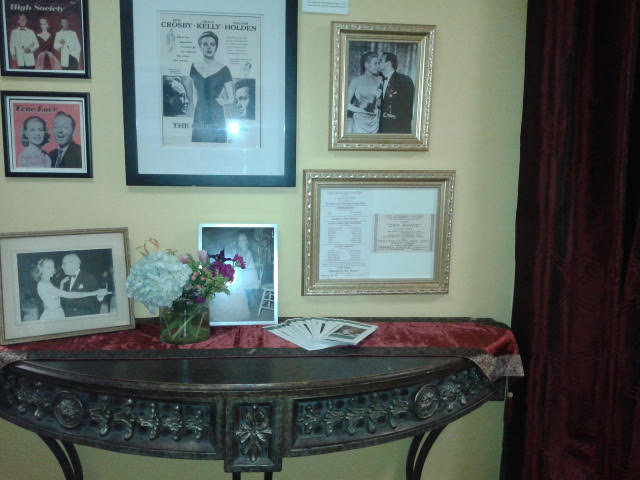The exhibit of Grace Kelly photos and other memorabilia is now a permanent feature at the Falls Center, 3300 Henry Ave. in East Falls.