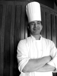 Rakesh Ramola, owner/chef at IndeBlue, may just be the top Indian chef in the Delaware Valley.