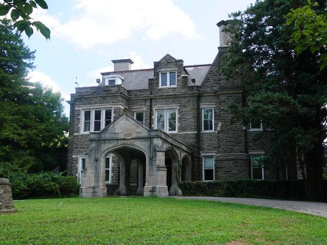 Greylock Mansion (Photo by Pete Mazzaccaro)