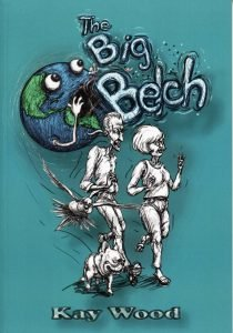 Wood's first graphic novel, 'The Big Belch,' a satirical adventure of environmental crime fighters, has earned rave reviews, including one from Signe Wilkinson, Chestnut Hill's Pulitzer Prize-winning political cartoonist.