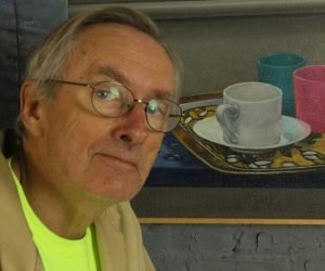 Daniel Dallmann, 74, who taught at Tyler School of Art for 43 years, has an exhibit of his work currently on display until Nov. 30 at Gravers Lane Gallery, 8405 Germantown Ave.