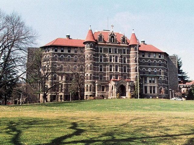 St. Joseph Hall (exterior), Chestnut HIll College