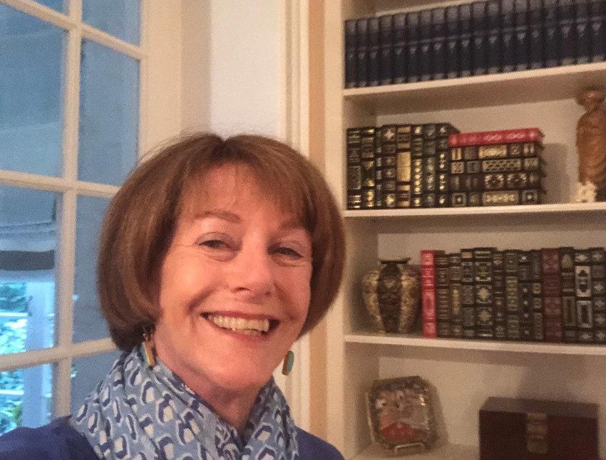 New CHCA president Kathi Clayton.