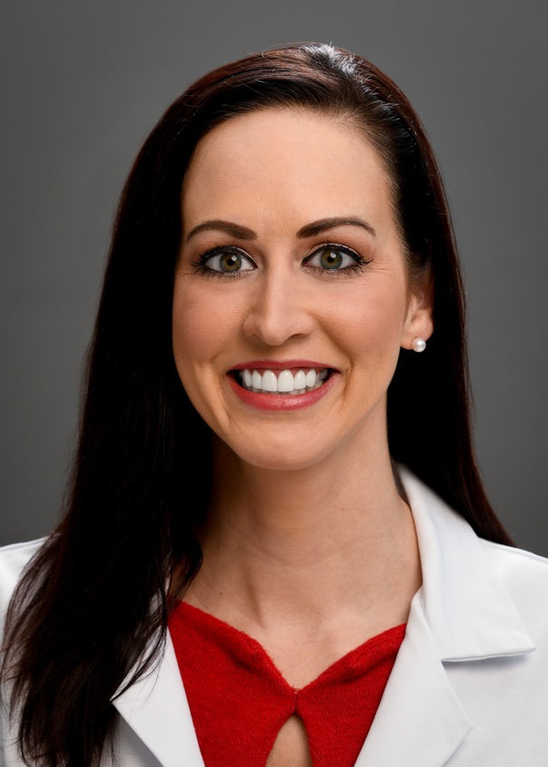 Amanda Woodworth, MD, Regional Director of Breast Health, Chestnut Hill Hospital.