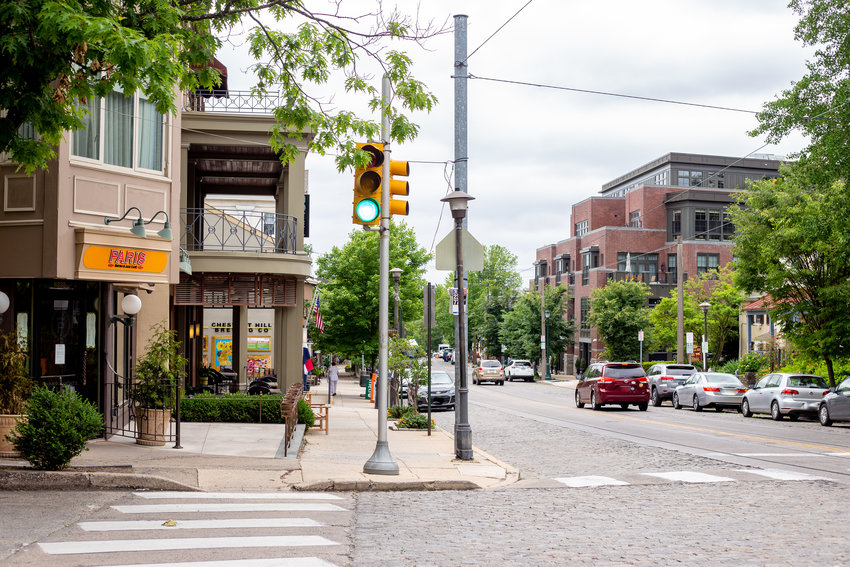 Chestnut Hill architects and planners are thinking about what changes might come to Germantown Avenue as retail vacancies are likely to continue to rise due to Covid-19 pressures.