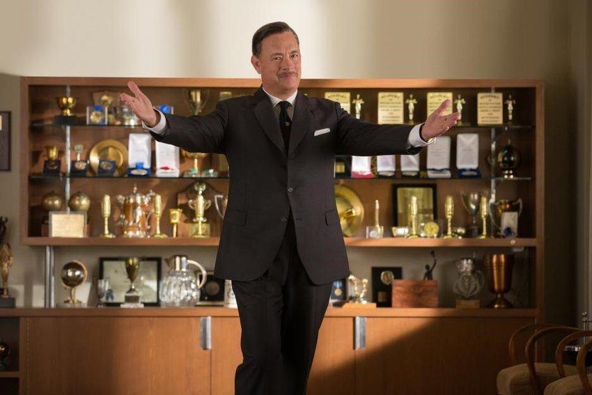 """Tom Hanks is Walt Disney in """"Saving Mr. Banks."""""""