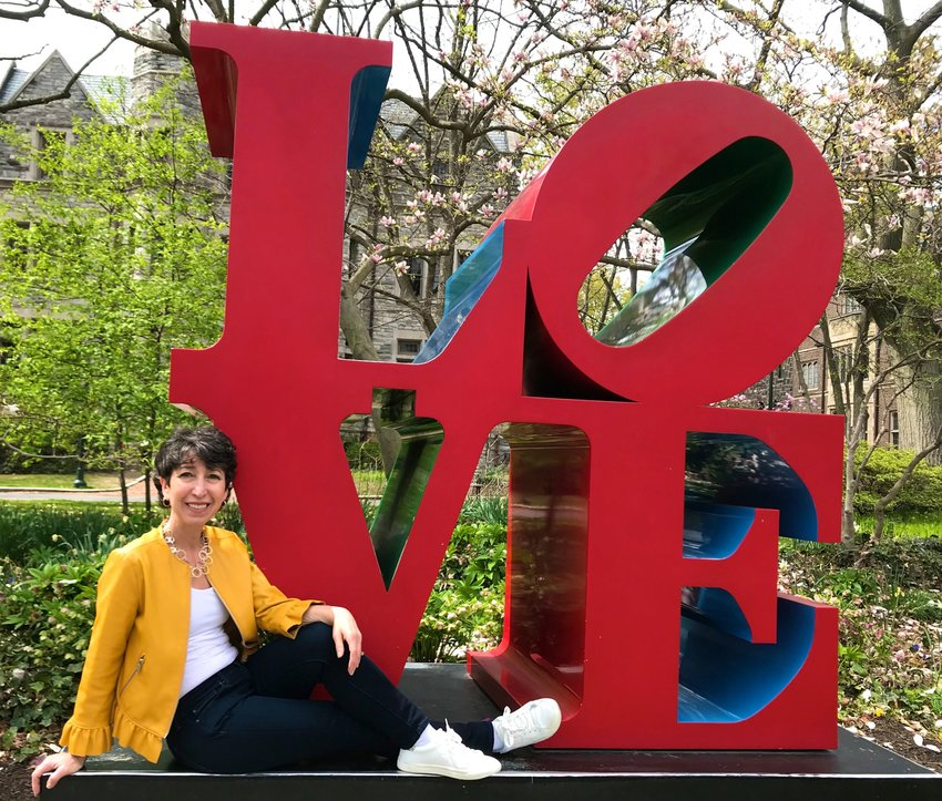 """Irene Levy Baker, author of the just-released updated version of """"100 Things to Do in Philadelphia,"""" has a Zoom talk coming up for West Mt. Airy's Big Blue Marble Bookstore on Monday, Nov. 16, 7 p.m."""