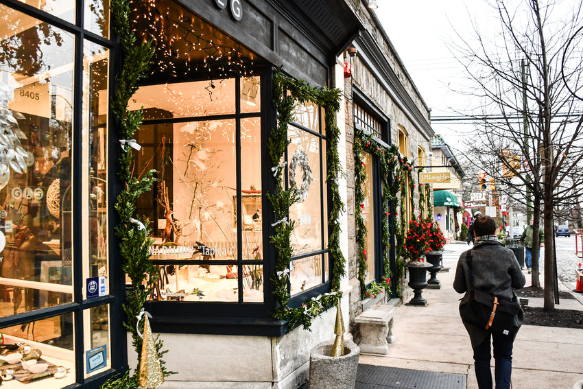 Chestnut Hill can meet all of your holiday shopping and celebrating needs.