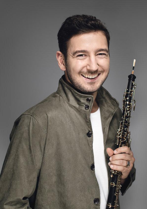 The Philadelphia Orchestra's new principal oboist is Philippe Tondre.