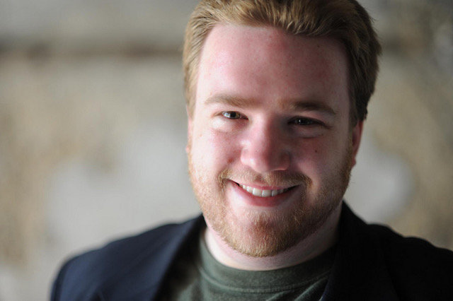 """""""I was looking for a city I could live in, work in and do theater in and not be poor all the time,"""" said director Ryan Walter (seen here) about Philadelphia."""