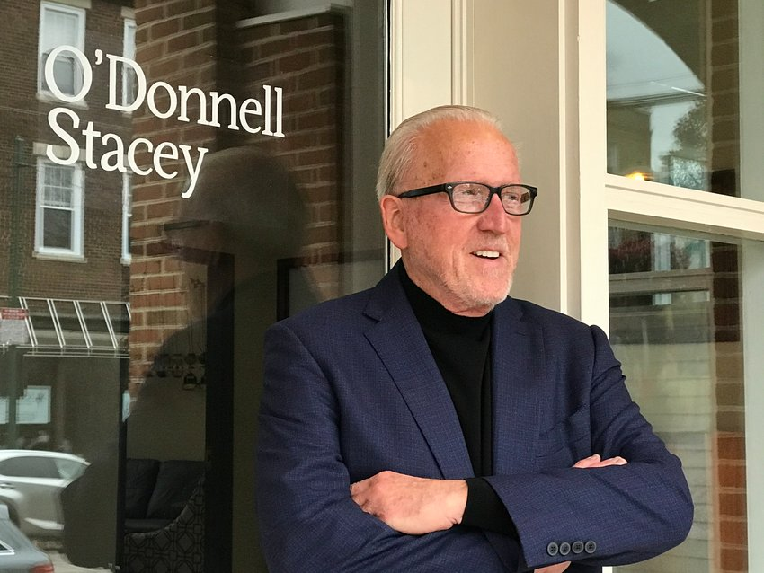 Bob O'Donnell, Chestnut Hill resident for the past 29 years, former Speaker of the Pennsylvania House of Representatives and passionate school choice advocate, still works full-time at age 77.