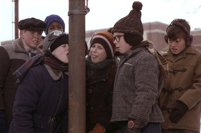 """""""A Christmas Story"""" is one of Bill Wine's 7 essential Christmas movies."""
