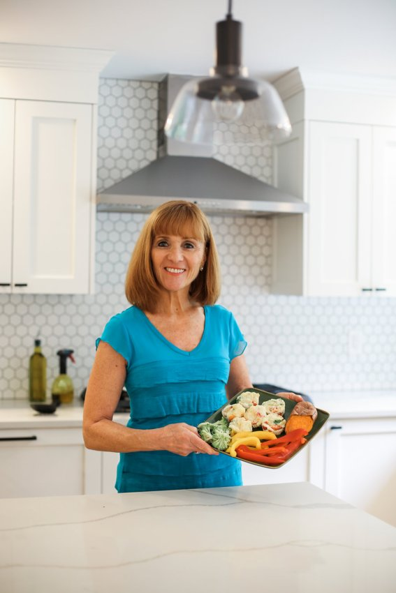 Registered dietician, nutritionist and certified diabetes educator in Flourtown, Patricia Morris.