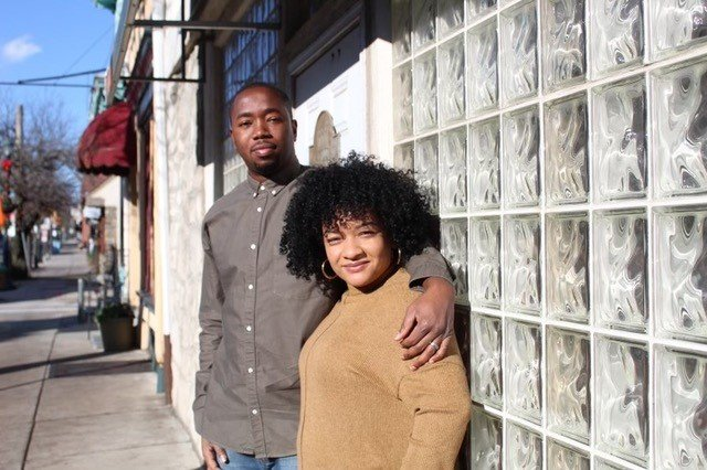 Antoine and Samantha Joseph have big plans for the former headquarters of the Philadelphia Sunday Sun.
