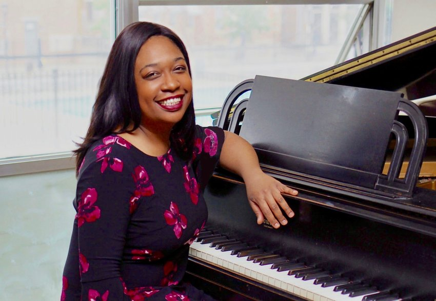 Pianist Michelle Cann, a Chestnut Hill resident, will make her debut with the Philadelphia Orchestra's first performance of Price's Piano Concerto in One Movement on Thursday, Feb. 18, 8 p.m., through  Feb. 25, 11 p.m. (virtually).