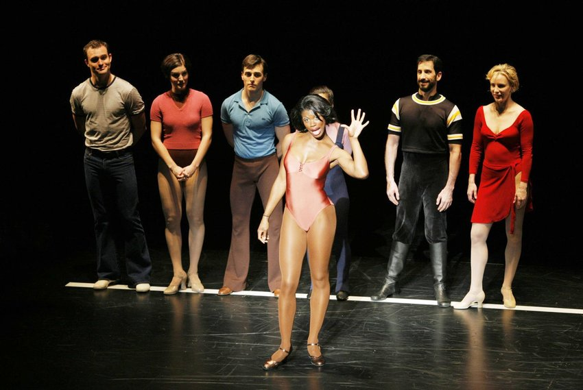 """""""Every Little Step"""" documents the production of """"A Chorus Line."""""""