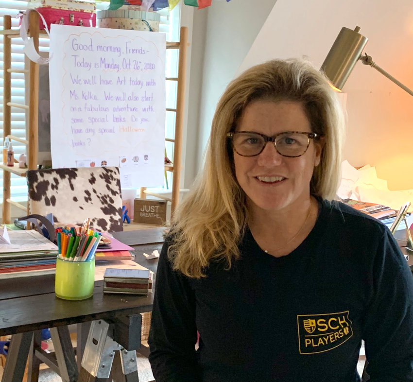 Debbie Gress Jansen, a long-time teacher at Springside Chestnut Hill Academy, plans to open a Chestnut Hill bookshop in September.