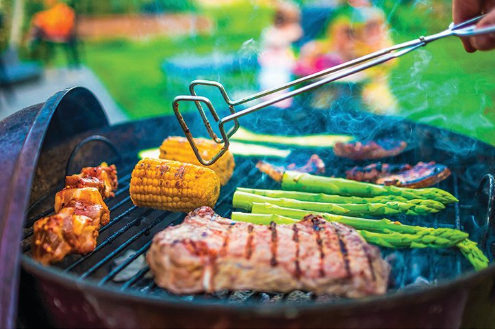 There's a lot more than the traditional charcoal grill to making summer a memorable grilling season. From smart cooking gadgets to $3,000 outdoor pizza ovens, there are many ways to up your grilling game.
