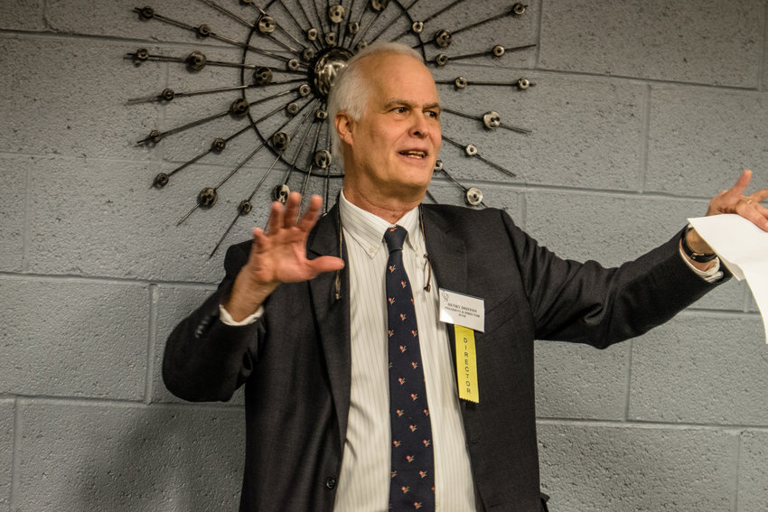Henry Disston, CHA alumnus and Wyndmoor resident, will retire as of June 30 as President and Executive Director of  Delaware Valley Science Fairs, Inc. after 32 years of promoting hands-on Science, Technology, Engineering and Mathematics education.
