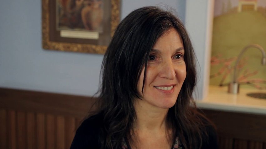 Elise Rivers, owner of the Northwest Center for Food As Medicine, has just founded Plant-Based Mt. Airy to promote a healthy, plant-based lifestyle. (Photo still from a Go Mt. Airy video interview)