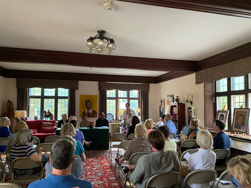 The CHCA Annual Member Meeting on July 20 was their first in-person meeting in over a year. Many other meetings are continuing as virtual for now.